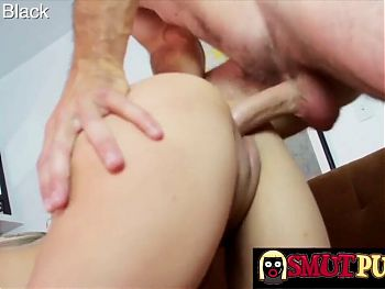SmutPuppet - Teen Babes Pounded by Lucky Matures Compilation
