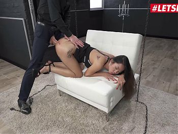 HER LIMIT – Asian Teen Jureka Del Mar Takes Anal From BWC Dad