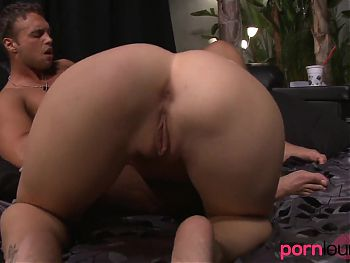 Teenage redhead 69s and gets pounded